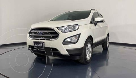 Ford Ecosport Trend usado (2018) color Blanco precio $259,999