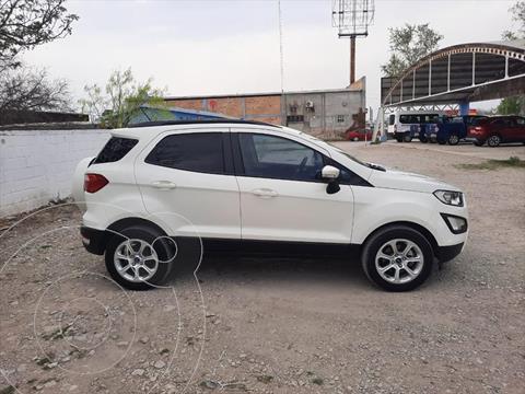 Ford Ecosport TREND TM 2.0L usado (2018) color Blanco precio $265,000