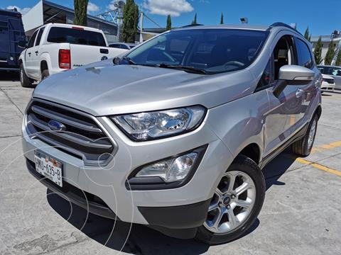 Ford Ecosport Trend usado (2020) color Plata precio $314,000
