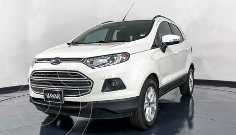 Ford Ecosport Trend Aut usado (2017) color Blanco precio $242,999