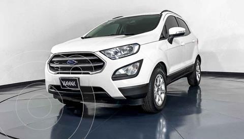 Ford Ecosport Trend usado (2018) color Blanco precio $262,999