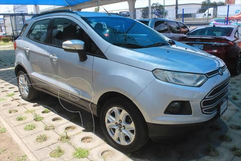 Ford Ecosport SE AT usado (2014) color Plata precio $165,000