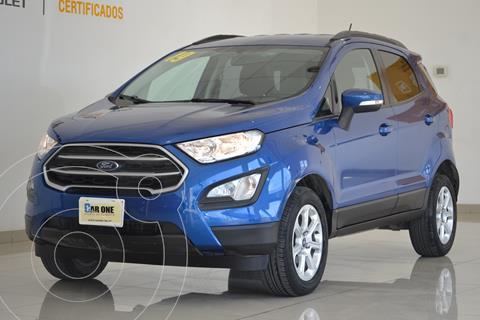Ford Ecosport Trend Aut usado (2019) color Azul precio $290,000
