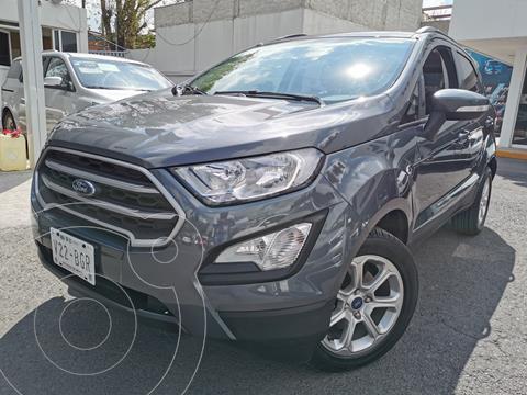 Ford Ecosport Trend usado (2020) color Gris Hierro precio $365,000