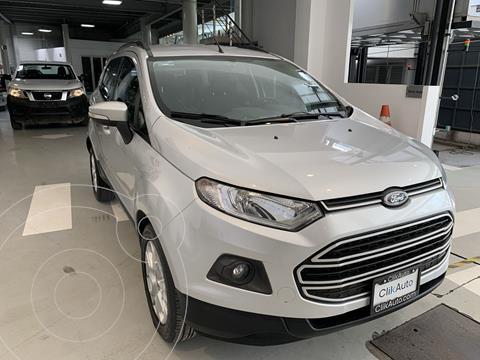 Ford Ecosport Trend Aut usado (2017) color Plata Dorado precio $246,000