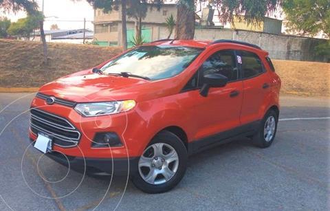 Ford Ecosport SE usado (2013) color Naranja precio $139,999