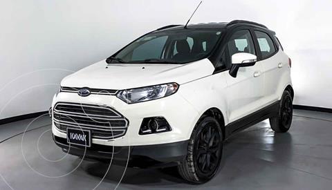 Ford Ecosport Trend usado (2017) color Blanco precio $222,999