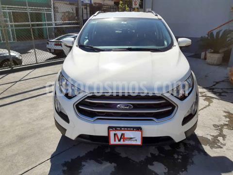 Ford Ecosport Trend usado (2018) color Blanco precio $229,000