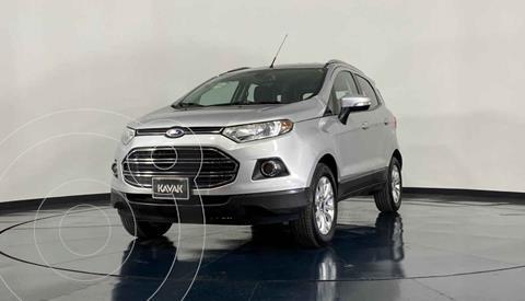 Ford Ecosport Titanium Aut usado (2016) color Plata precio $239,999