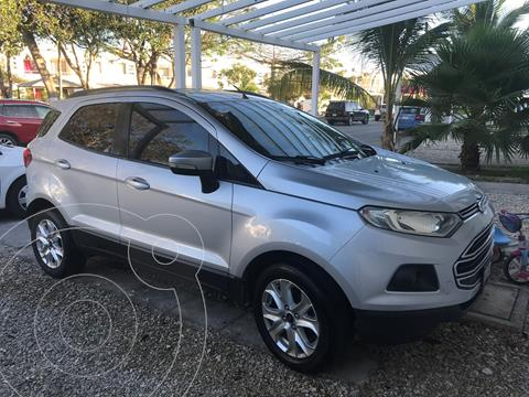 Ford Ecosport SE usado (2014) color Gris Aluminium precio $138,000