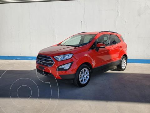 Ford Ecosport TREND TA usado (2020) color Rojo precio $370,000
