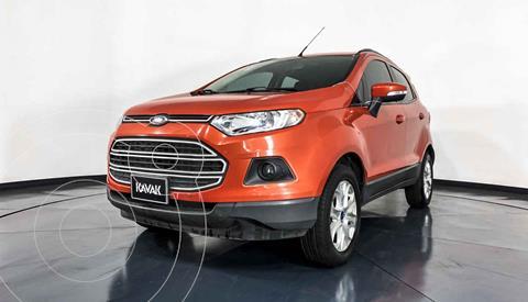 Ford Ecosport Trend Aut usado (2016) color Gris precio $217,999
