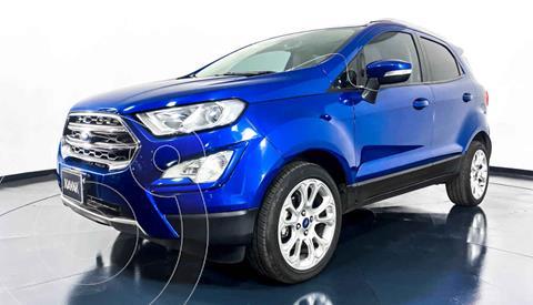 Ford Ecosport Titanium Aut usado (2018) color Azul precio $317,999