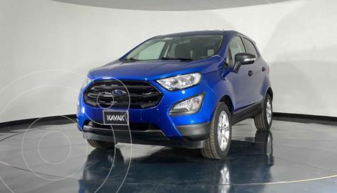 Ford Ecosport Impulse usado (2018) color Azul precio $283,999
