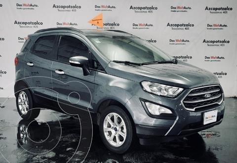 Ford Ecosport Trend Aut usado (2018) color Gris Mercurio precio $239,990