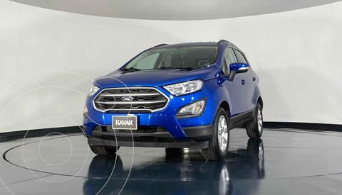 Ford Ecosport Trend usado (2018) color Azul precio $267,999