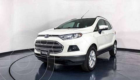 Ford Ecosport Trend Aut usado (2016) color Blanco precio $219,999