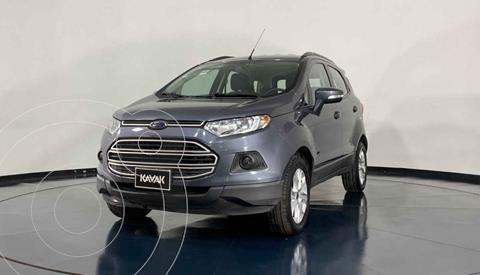 Ford Ecosport Trend Aut usado (2017) color Gris precio $262,999