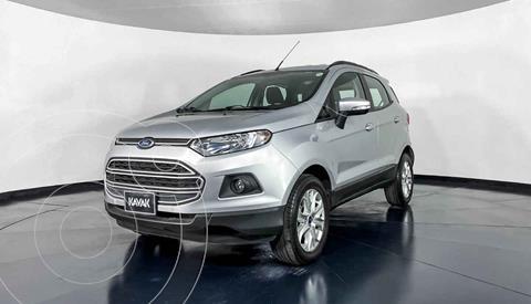 Ford Ecosport Trend Aut usado (2016) color Plata precio $219,999