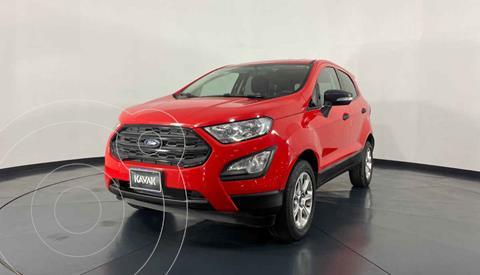 Ford Ecosport Impulse usado (2018) color Rojo precio $242,999