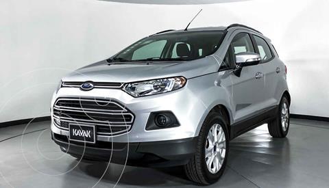 Ford Ecosport Trend Aut usado (2016) color Plata precio $224,999