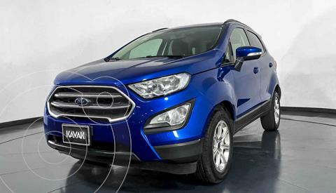 Ford Ecosport Trend usado (2018) color Azul precio $257,999