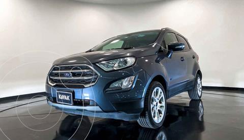 Ford Ecosport Titanium Aut usado (2018) color Gris precio $312,999