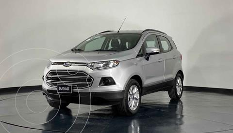 Ford Ecosport Trend Aut usado (2015) color Plata precio $199,999