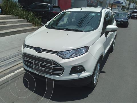 Ford Ecosport Trend usado (2017) color Blanco precio $209,000