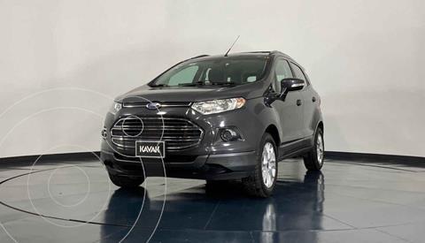 Ford Ecosport Titanium Aut usado (2013) color Gris precio $194,999