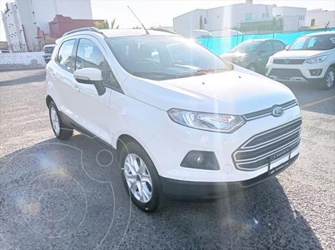 Ford Ecosport Trend Aut usado (2016) color Blanco precio $198,000