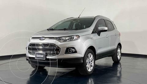Ford Ecosport Titanium Aut usado (2017) color Plata precio $257,999
