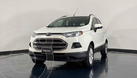 Ford Ecosport Trend Aut usado (2017) color Blanco precio $260,999