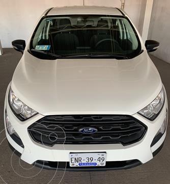 Ford Ecosport Impulse usado (2018) color Blanco precio $255,000