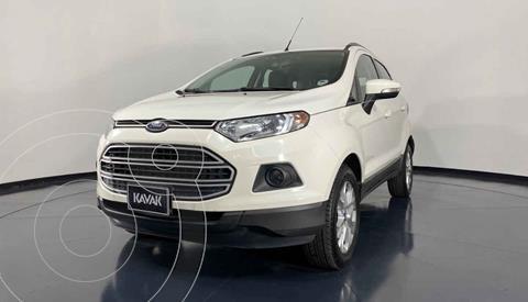 Ford Ecosport Trend usado (2017) color Blanco precio $224,999