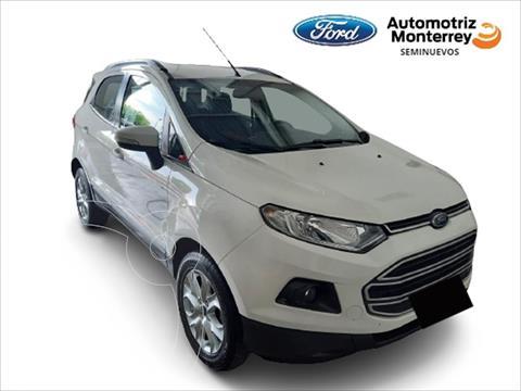 Ford Ecosport TREND AT usado (2017) color Blanco precio $239,900