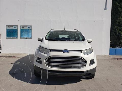 Ford Ecosport SE usado (2014) color Blanco precio $170,000