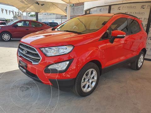 Ford Ecosport Trend Aut usado (2020) color Rojo precio $349,000