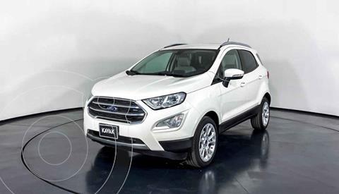 Ford Ecosport Titanium Aut usado (2018) color Blanco precio $312,999