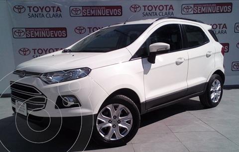 Ford Ecosport Trend Aut usado (2017) color Blanco precio $240,000