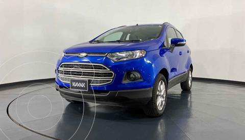 Ford Ecosport Trend Aut usado (2015) color Azul precio $194,999
