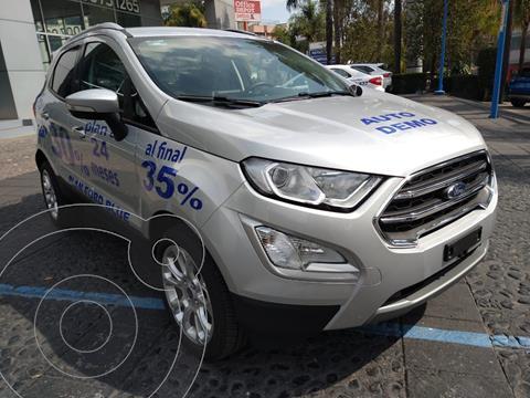 Ford Ecosport Titanium Aut usado (2020) color Plata precio $405,000
