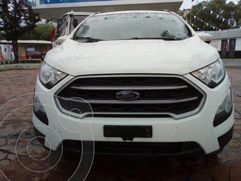 Ford Ecosport Trend usado (2018) color Blanco precio $260,000