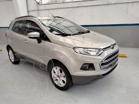 Ford Ecosport Trend Aut usado (2017) color Arena precio $235,000