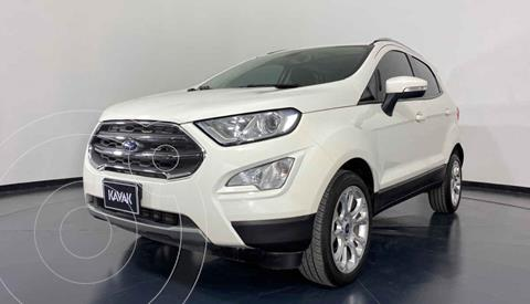 Ford Ecosport Titanium Aut usado (2018) color Blanco precio $314,999