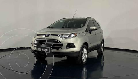 Ford Ecosport Trend Aut usado (2017) color Gris precio $255,999