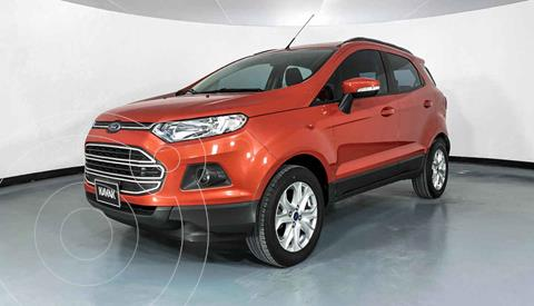 Ford Ecosport Trend Aut usado (2017) color Naranja precio $237,999