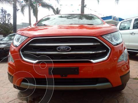Ford Ecosport Titanium  usado (2021) color Rojo precio $419,000