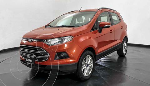 Ford Ecosport Trend Aut usado (2016) color Naranja precio $217,999