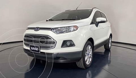 Ford Ecosport Trend Aut usado (2015) color Blanco precio $202,999